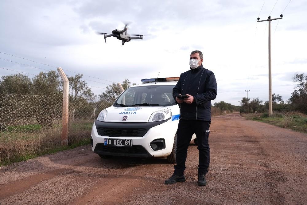 Pandemi fırsatçılarının korkulu rüyası dronlar