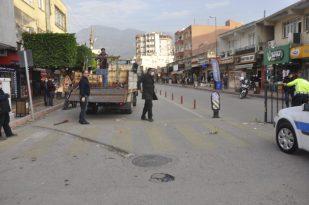 Payas'ın En İşlek Caddeleri Trafiğe Açıldı