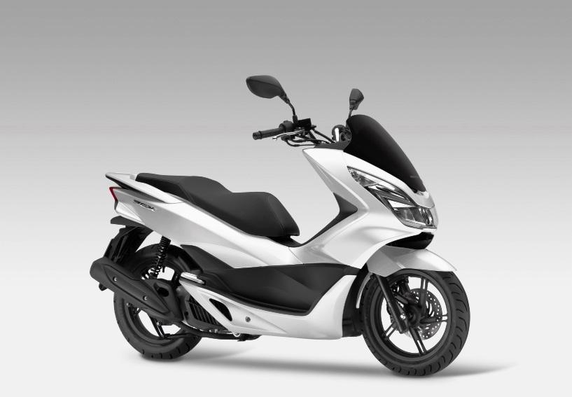 Honda, PCX125 modelini 2021 yılı için yeniledi