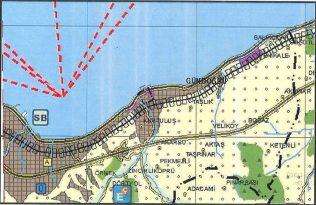 Ordu-Trabzon-Rize-Giresun-Gümüşhane-Artvin Planlama Bölgesi 1/100.000 Ölçekli Çevre Düzeni Planı Değişikliği