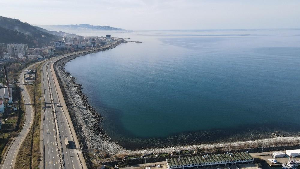 Rize'nin 1000 yataklı şehir hastanesi 300 dönümlük deniz dolgusu üzerine yapılacak
