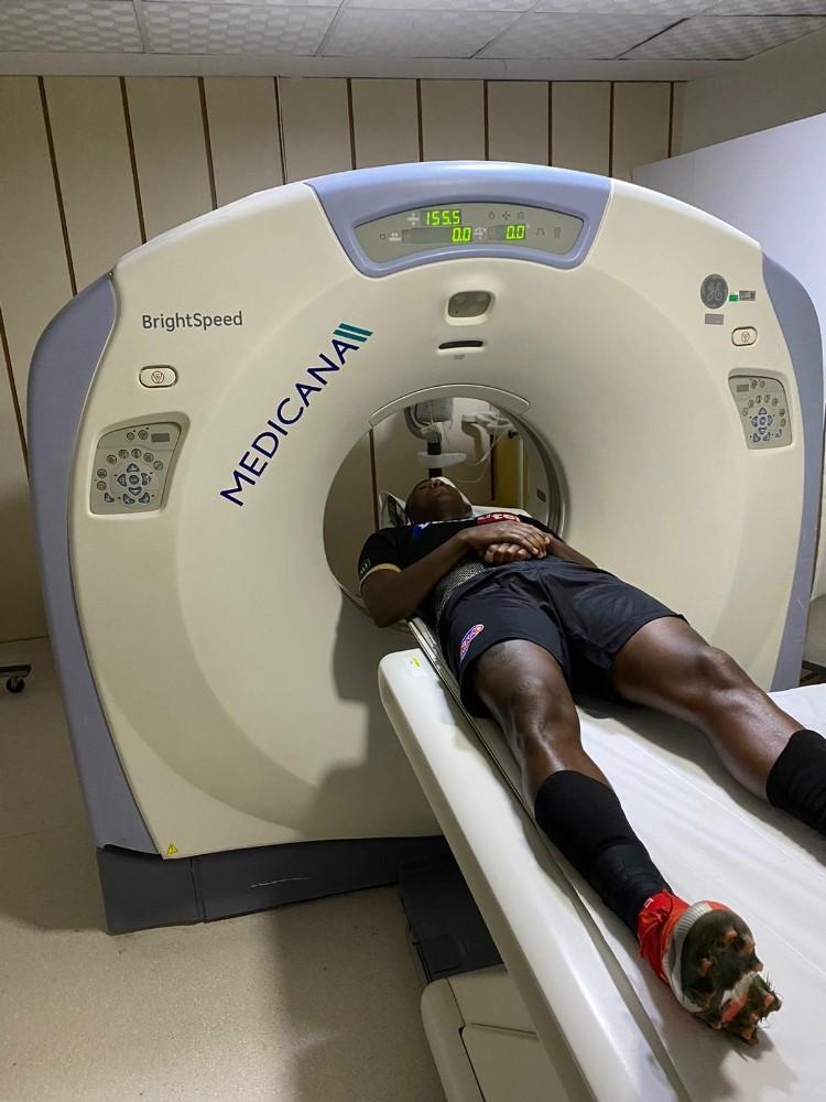 Rodallega'nın sağlık durumunun iyi olduğu açıklandı