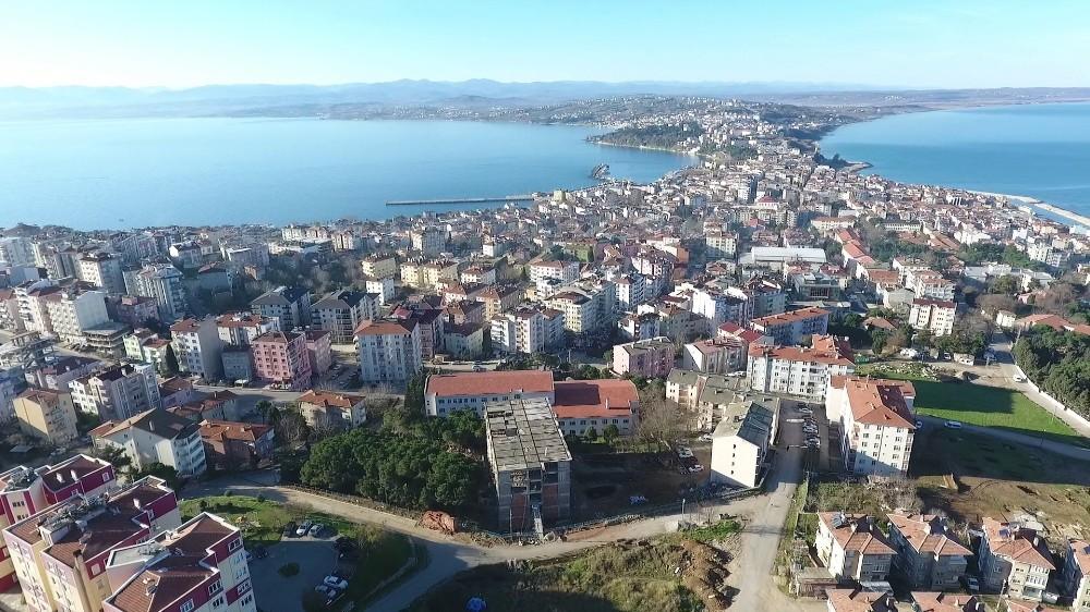 Sinop'un 'kuş adası'ydı, kuşlar gitti isimleri kaldı