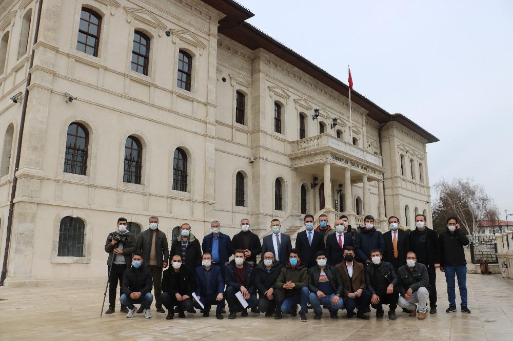 Sivas 4 Eylül Gazeteciler Cemiyeti kuruluşunu ilan etti