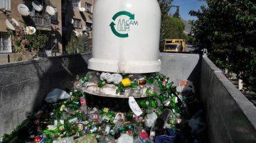 Söke'de 2020 yılında 42 bin ton çöp toplandı