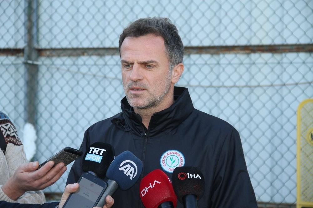 """Stjepan Tomas: """"Gençlerbirliği maçı ile seriye devam etmek istiyoruz"""""""