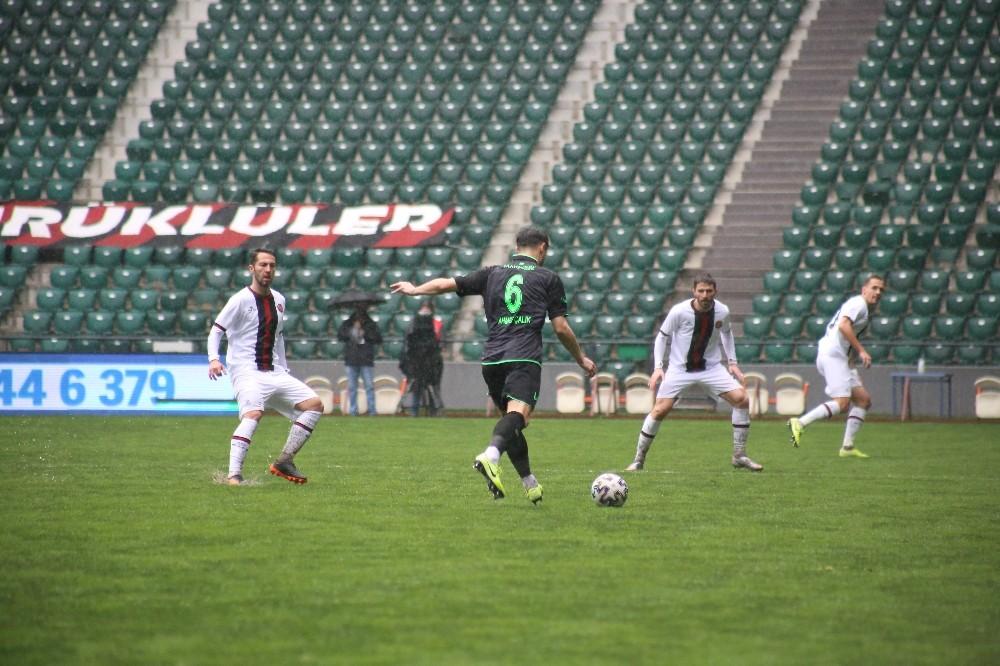 Süper Lig: Fatih Karagümrük:0 – İH. Konyaspor: 0 (İlk yarı)