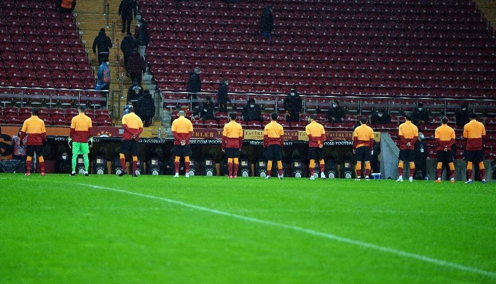 Süper Lig: Galatasaray: 1 – Gençlerbirliği: 0 (Maç devam ediyor)
