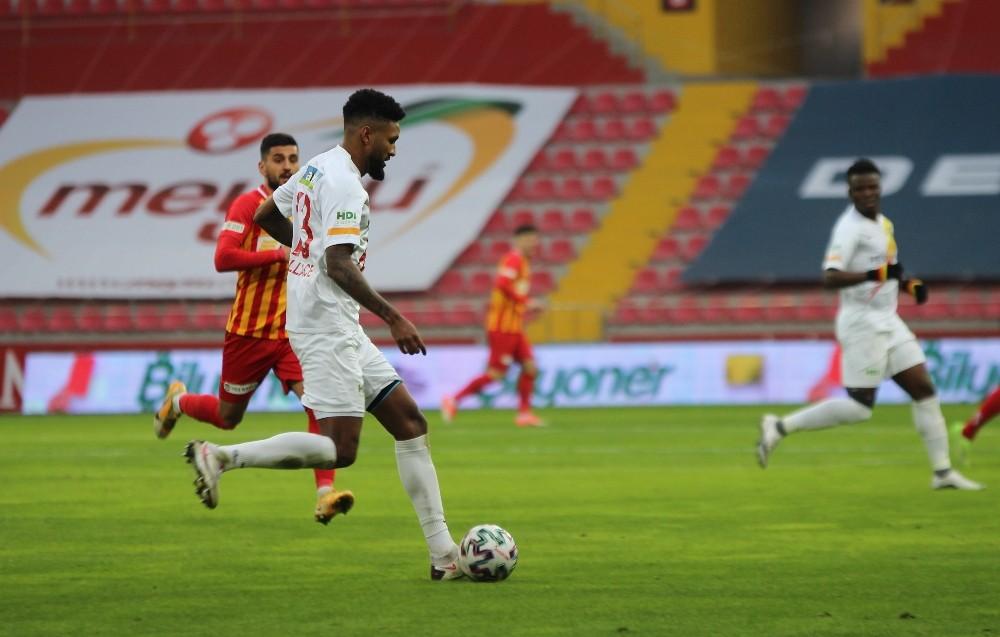 Süper Lig: Kayserispor: 1 – Yeni Malatyaspor: 0 (Maç Sonucu)