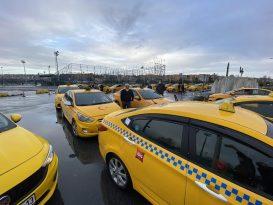 Taksicilere Taksimetre Ayarı
