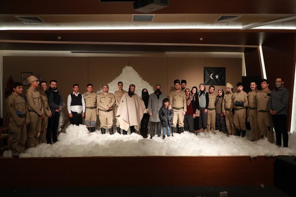 Talas Belediyesi'nden Sarıkamış'a Son Yolculuk