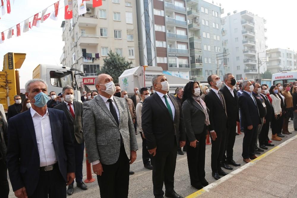 Toroslar Belediyesinden Bakan Selçuk'un çağrısına destek