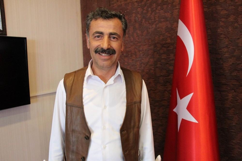 Uçhisar Belediye Başkanı Süslü, 10 Ocak Gazeteciler Günü'nü kutladı