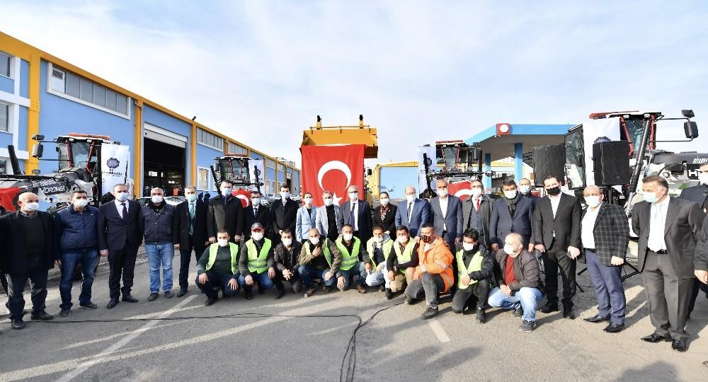 """Vali Karaloğlu: """"Asfalt üretim kapasitesini 3 kat arttıracağız"""""""