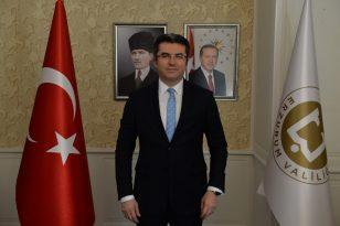 Erzurum Valisinden Yeni Yıl Mesajı