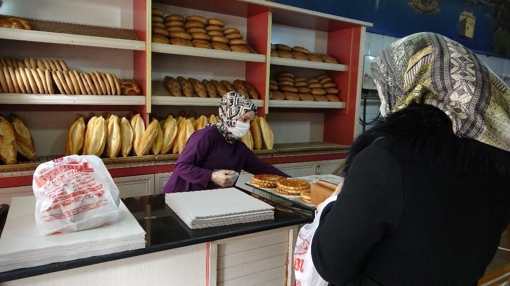 Van'da ekmeğe zam