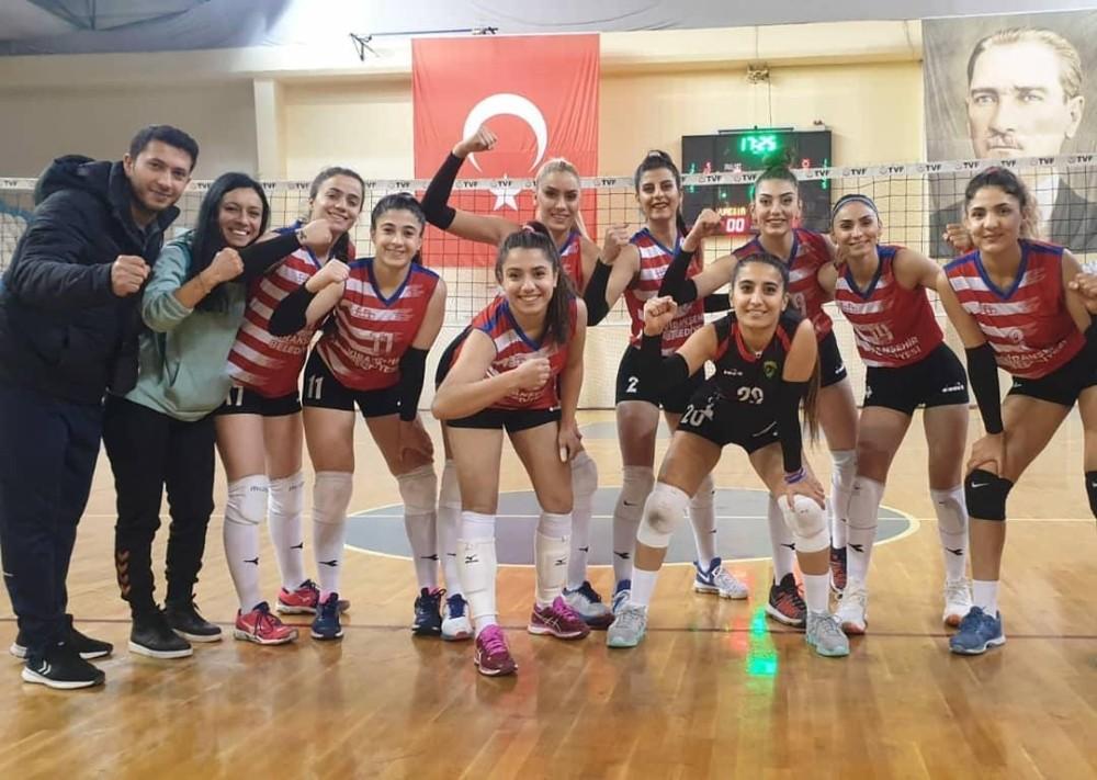 Viranşehir ekibi galibiyet serisini sürdürüyor