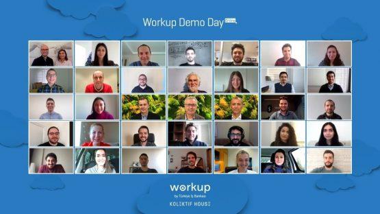Workup Girişimcilik Programı 7.Dönem Mezunlarını Verdi