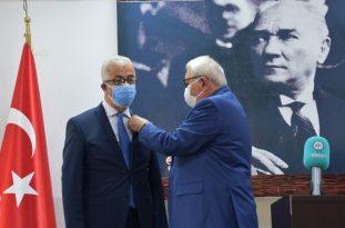 Yaşar Balcı belediye meclisinde anıldı
