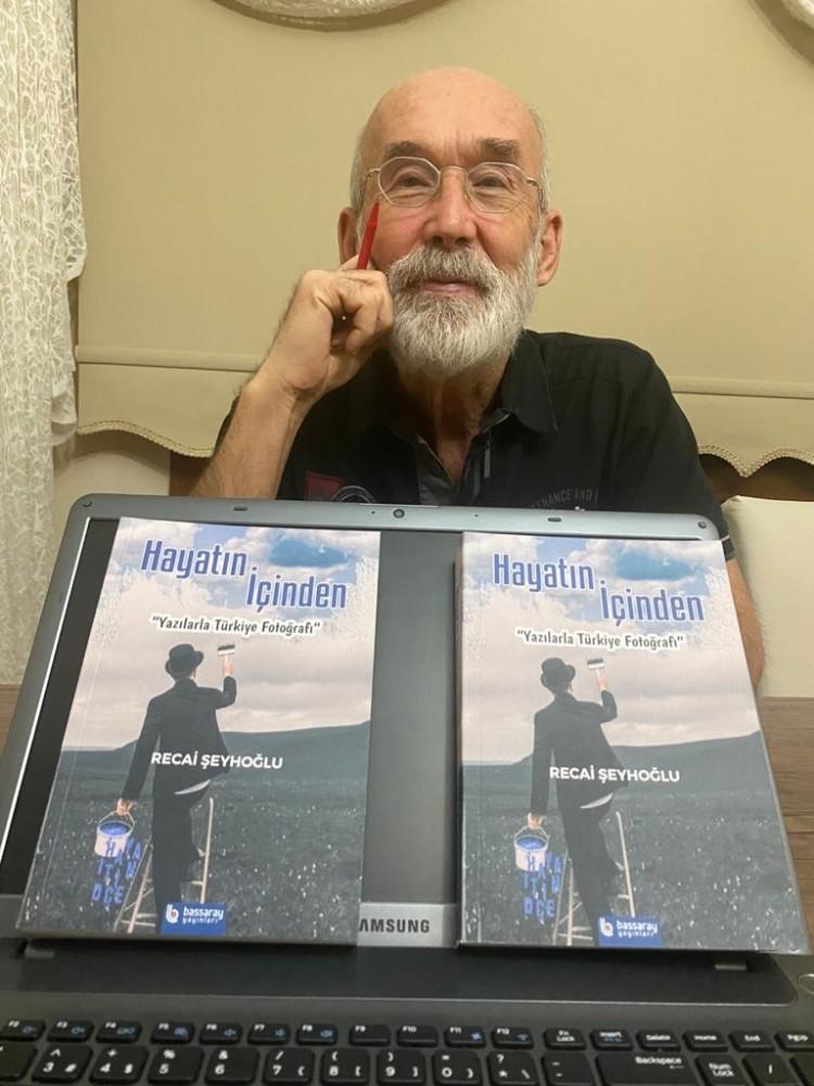 Yazar Recai Şeyhoğlu'nun 33. kitabı yayınlandı