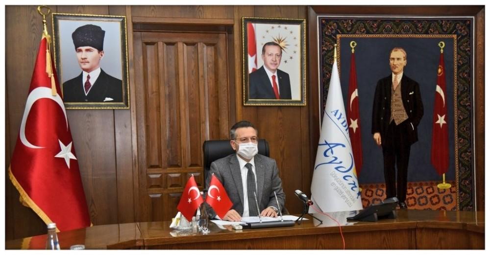 Yeni yılın ilk toplantısı Vali Aksoy başkanlığında gerçekleştirildi