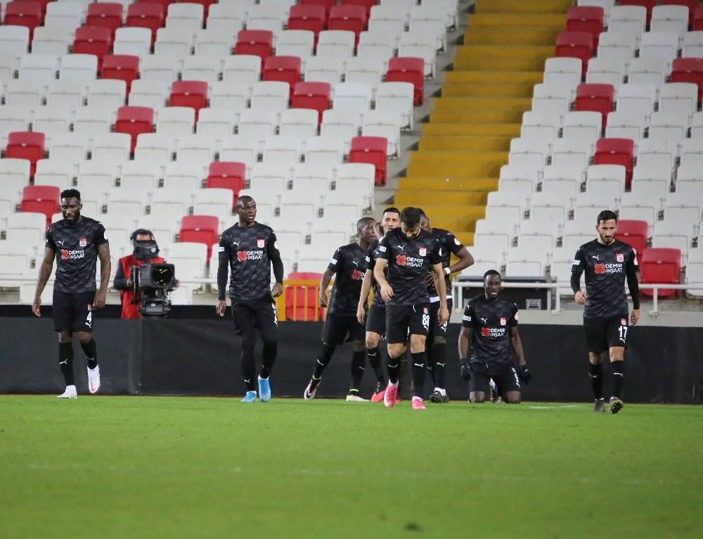 Ziraat Türkiye Kupası: D.G. Sivasspor: 2 – Adana Demirspor: 1 (Maç sonu)