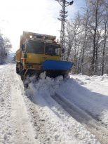 Zonguldak'ta 255 köy yolu ulaşıma kapandı