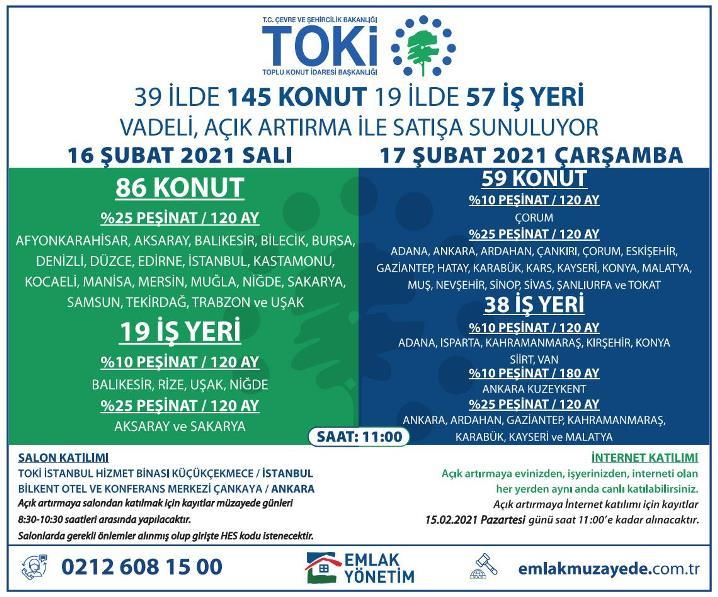 toki-satis-haberleri
