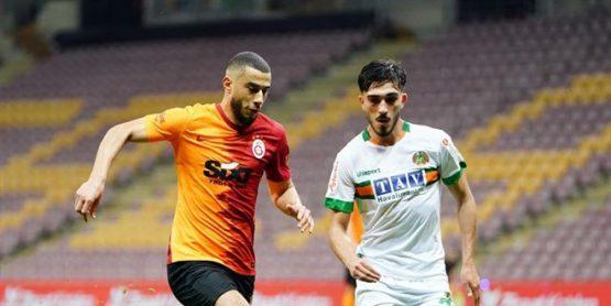 Alanyaspor, Galatasaray'ı Yenerek Yarı Finale Yükseldi