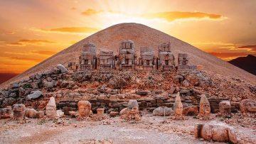 Nemrut Dağı Ziyarete Açıldı