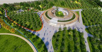 TOKİ'den Kocaeli'ne Millet Bahçesi